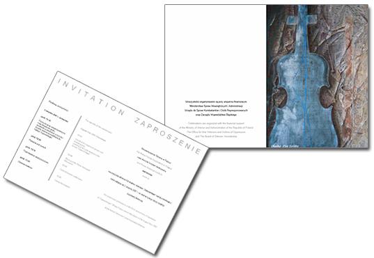 Kartki I Zaproszenia Okolicznościowe Przykłady Agencja Reklamowa