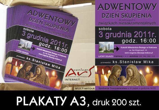 Plakaty Reklamowe Producent Przykłady Realizacji
