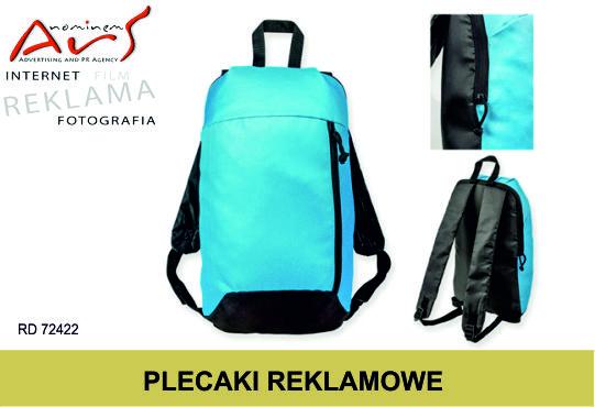 a94999a2df6b9 Plecaki - Agencja reklamowa Warszawa